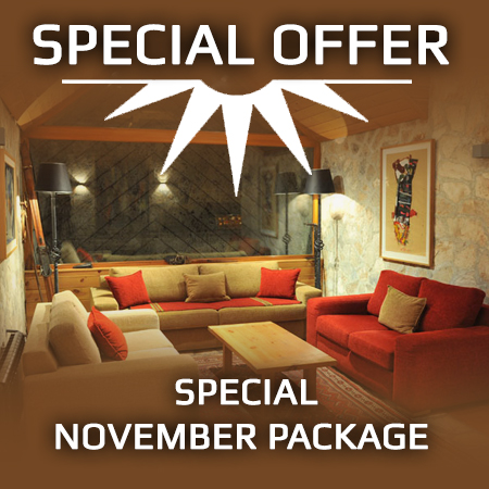 SPECIAL NOVEMBER PACKAGE