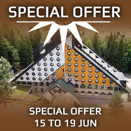 SPECIAL OFFER 15 TO 19 JUN