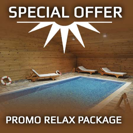 PROMO RELAX PACKAGE
