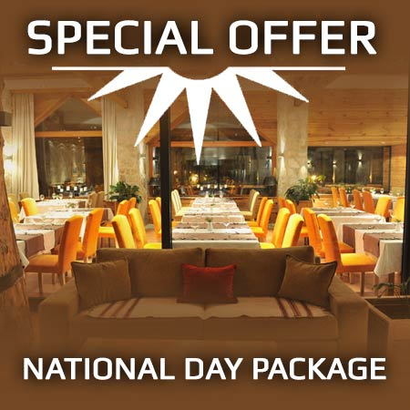 NATIONAL DAY PACKAGE